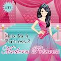 Modern Princess Lite logo