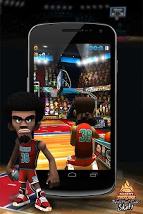 Basketball Dudes Shots - screenshot thumbnail