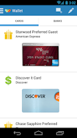 Screenshot of Wallaby® Credit Card Rewards