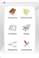 Screenshot of E-Booki T-Mobile