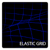 Elastic Grid Live Wallpaper