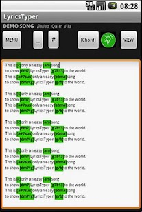 LyricsTyper- screenshot thumbnail