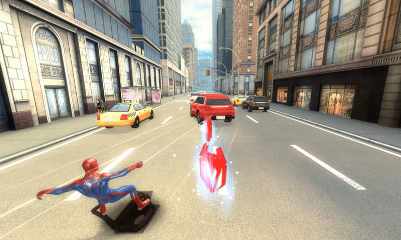The Amazing Spider-Man screenshot #3