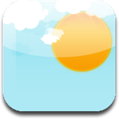Summer Sky GO Launcher Theme