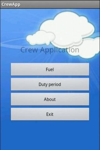 Crew Duty Period - screenshot