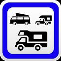 park4night – camping car,van logo