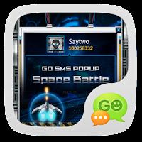 GO SMS Pro SpaceBattle Pop Thx 1.1