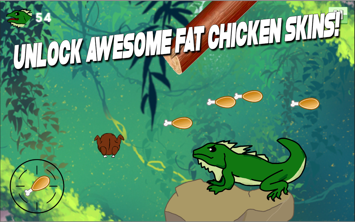 Fat Chicken- screenshot