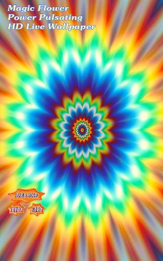 Magic Flower Power Pulsating