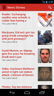 Westword- screenshot thumbnail