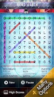 Screenshot of Free Word Search Puzzles