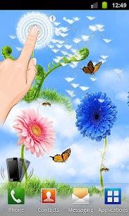 Sky Flowers HD