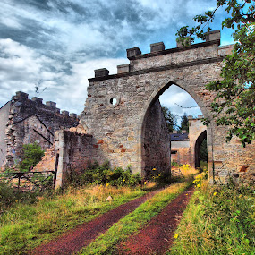 Avondale by Martin Hughes - Buildings & Architecture Decaying & Abandoned (  )