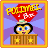 Polimel and Box Sokoban
