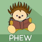 Phew - Myanmar Alphabets
