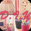 DIY Room Decor Ideas icon