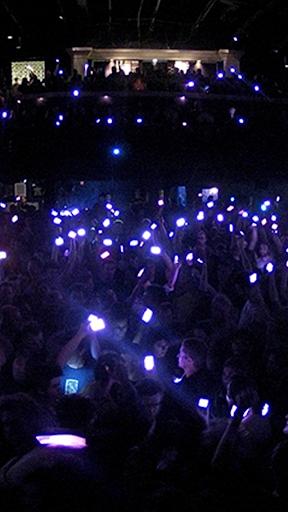 Luces Biónicas - Quilmes Rock