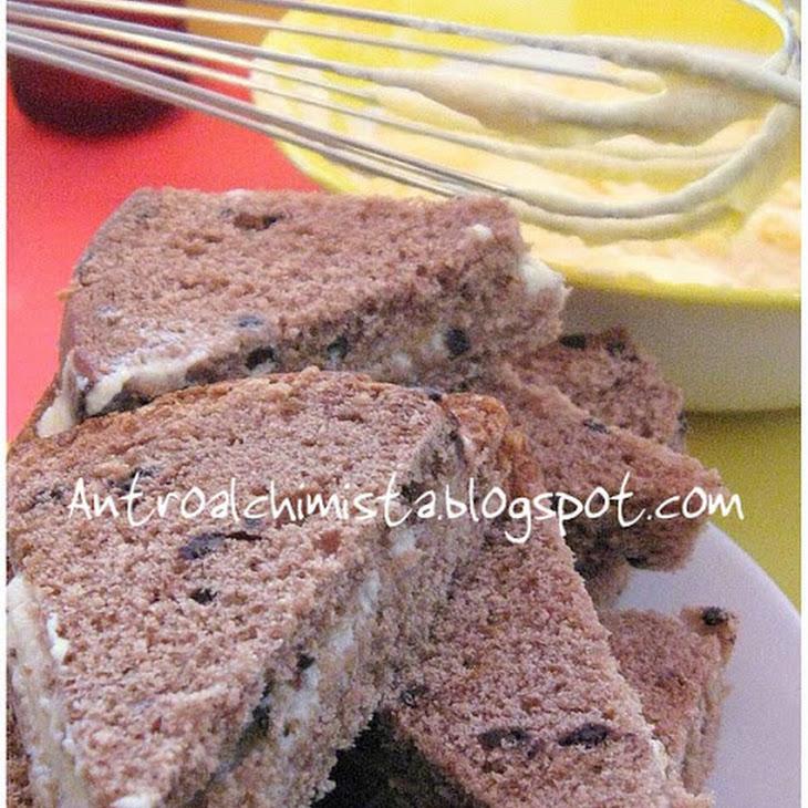 Sweet Mascarpone Sandwiches Recipe
