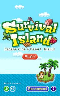 5 Survival Island ! App screenshot
