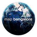 Map Bangalore logo