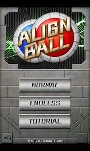 Align Ball- screenshot thumbnail