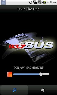 93.7 The Bus - screenshot thumbnail