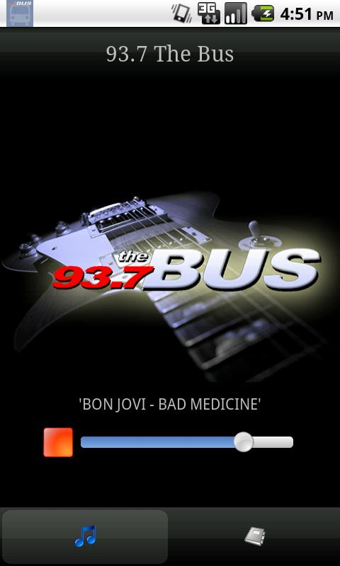 93.7 The Bus - screenshot