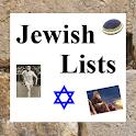 Jewish Lists icon