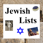 Jewish Lists