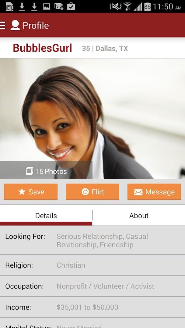 Black People Meet Singles Date - Google Play Store revenue ...