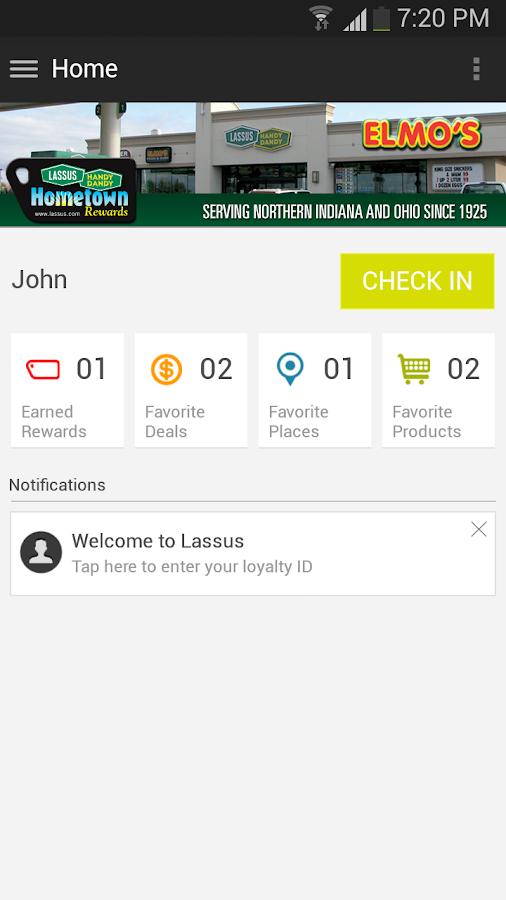 Lassus- screenshot