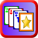 Crazy Colored Cards icon