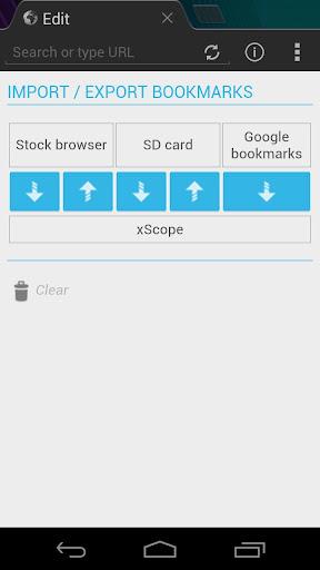 برنامج المتصفح الرائع xScope Browser Pro V7.14