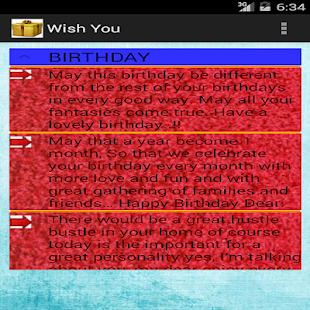 Wish You - screenshot thumbnail