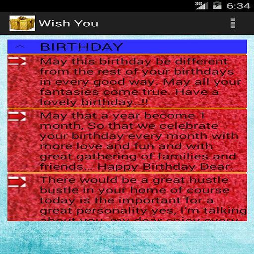 Wish You - screenshot