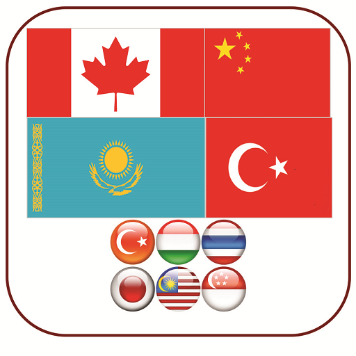 Flags of the World Logo Quiz LOGO-APP點子