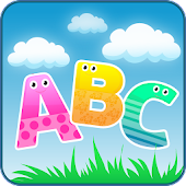Kids ABC. Play & Learn Letters