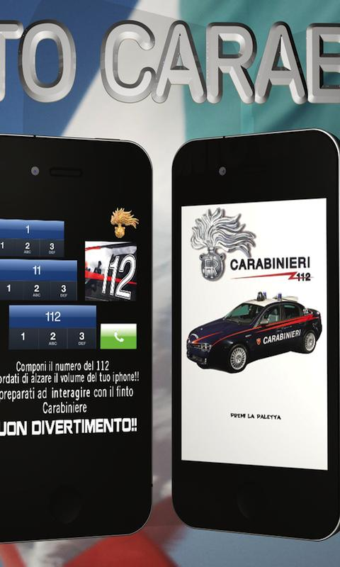Pronto Carabinieri - screenshot