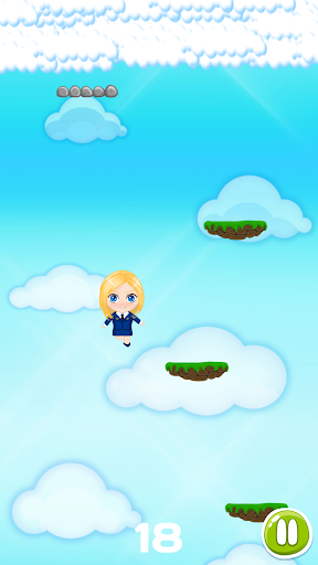 Jumping Natasha Game