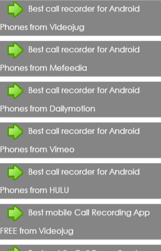 Best mobile Call Recording App