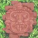 Mayan Solitaire card game FREE icon
