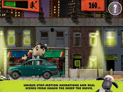 Shaun the Sheep - Shear Speed- screenshot thumbnail