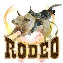 Bull Rodeo Live Wallpaper icon