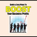Easy Ways To Boost Your Profit logo