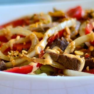Baja Beef Salad