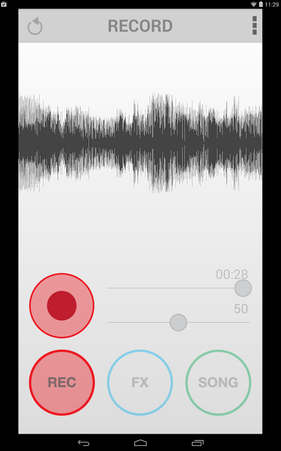 EZ Voice- screenshot