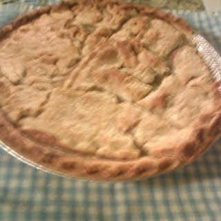 Emeril's Chicken Pot Pie.