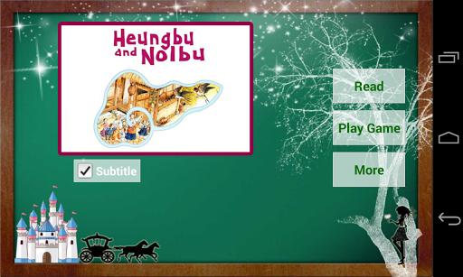 Heungbu Nolbu - Fairy Tale