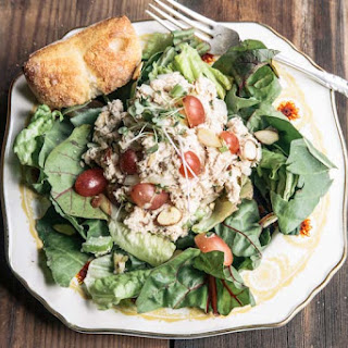 Beth's Homemade Chicken Salad