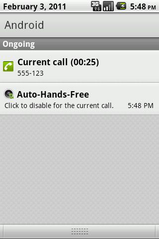Auto-Hands-Free- screenshot